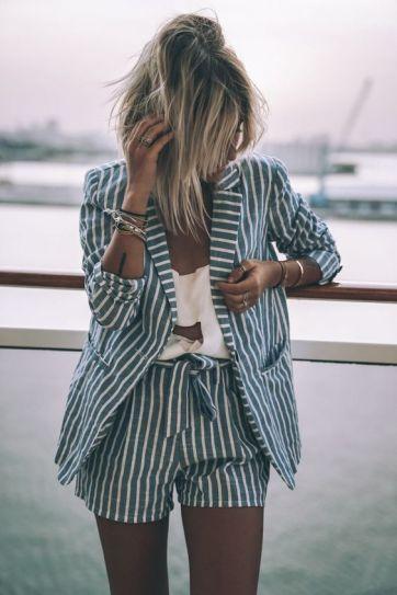 Tendance Mode : Façon de porter la marinière