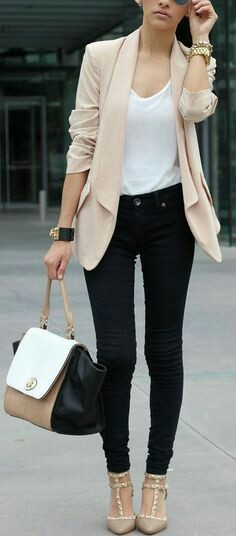 Tenue classe et fashion