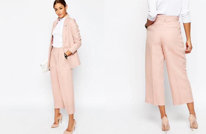 Pantalon XXL, tendance du moment